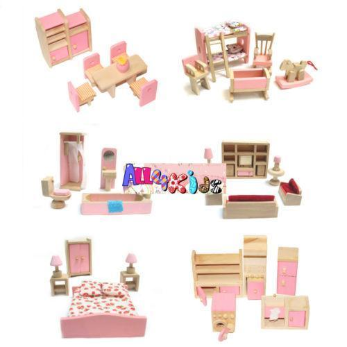 Bedroom clipart doll house #11
