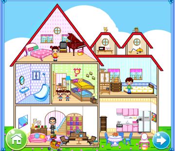 Bedroom clipart dream house  Google My Apps Decoration