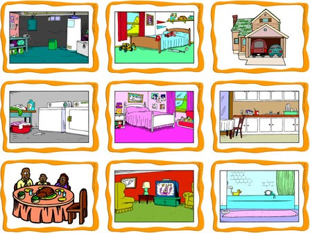 Room clipart esl #1