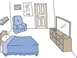 Room clipart esl #8