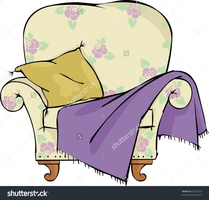 Bedroom clipart for kid purple Throws Medium Bed Clip Throws
