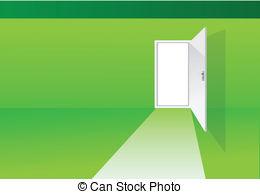 Door door dark csp8527025 open