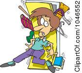 Cliparts Closet Clipart Closet Messy
