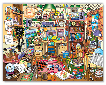 Bedroom clipart messy house Walk Every bed Besides disgust