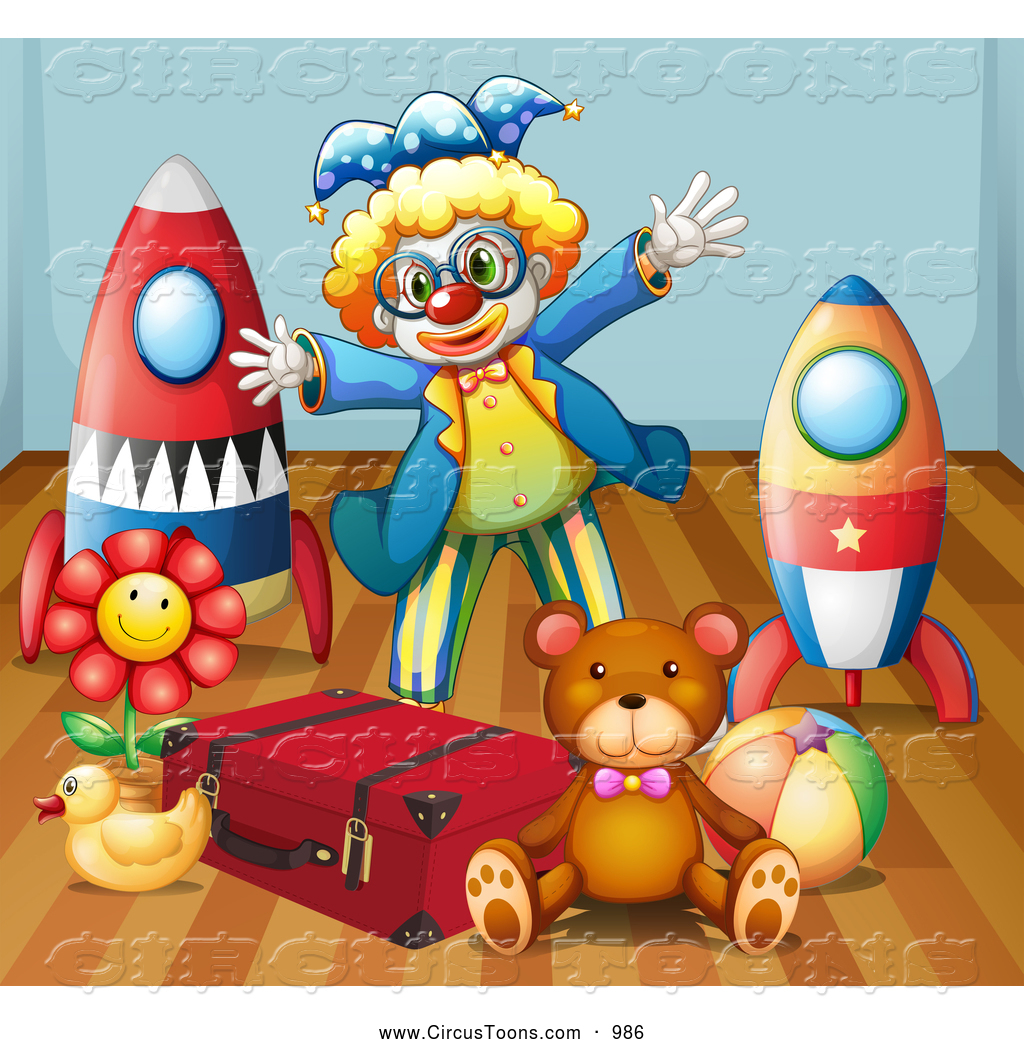 Toy clipart toy room #1