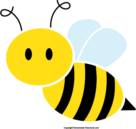 Yellow clipart bumble bee Click Clipart Save Bee Image