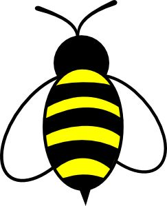 Bee clipart Art clipart Bee Pinterest 25+