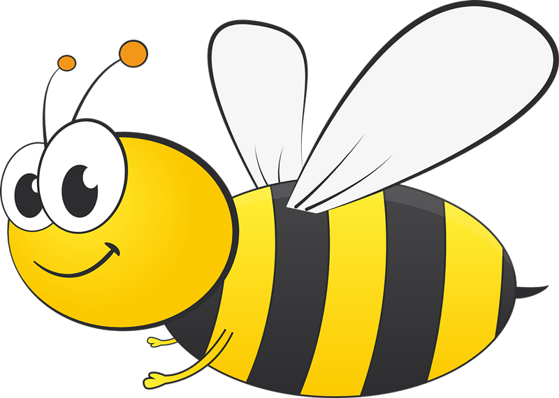 Yellow clipart bumble bee Bumble 3 clipartwiz Bumble bee