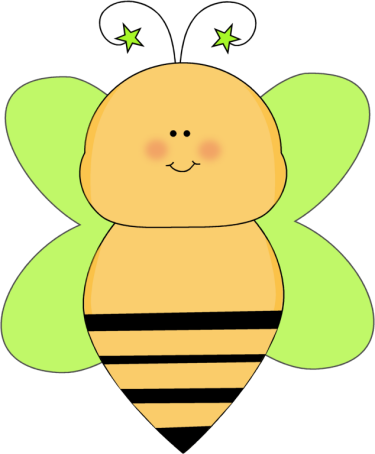 Bees clipart adorable Green Bee Bee Bee Images