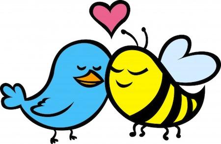 Bird clipart bee Bird Twitter) Bees: bee Integration