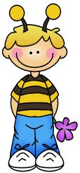 Bees clipart boy  abejas grahic Buscar boy