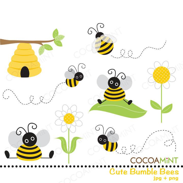 Bee clipart bumblebee Bee Bumble Clip Art Bee