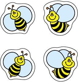 Bees clipart carson dellosa Seal Stickers Chart Free 810/pk