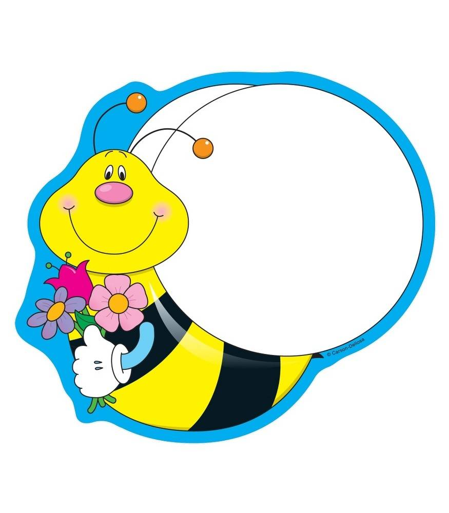 Bees clipart carson dellosa Outs Bees Cut Publishing PK