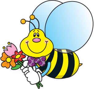 Bees clipart carson dellosa Dellosa Bee Clipart  Carson