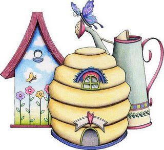 Bees clipart country Pinterest Laurie best on Style