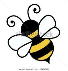 Bee clipart cute Stock bee  Bee Image