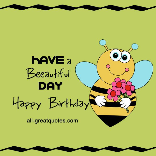 Bees clipart happy birthday Pinterest for Birthday free on