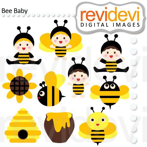 Bees clipart happy birthday Pinterest bee black Cute on