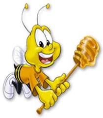 Bees clipart honey nut cheerios Bee clipart bee clipart Cheerios