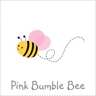 Bee clipart pink Parties Birds  & Bees