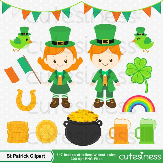 Bee clipart st patrick's day Clipart Bees Patrick's Day Clipart