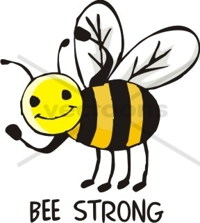Bee clipart strong Clipart Cute Free Panda cute%20bee%20clipart