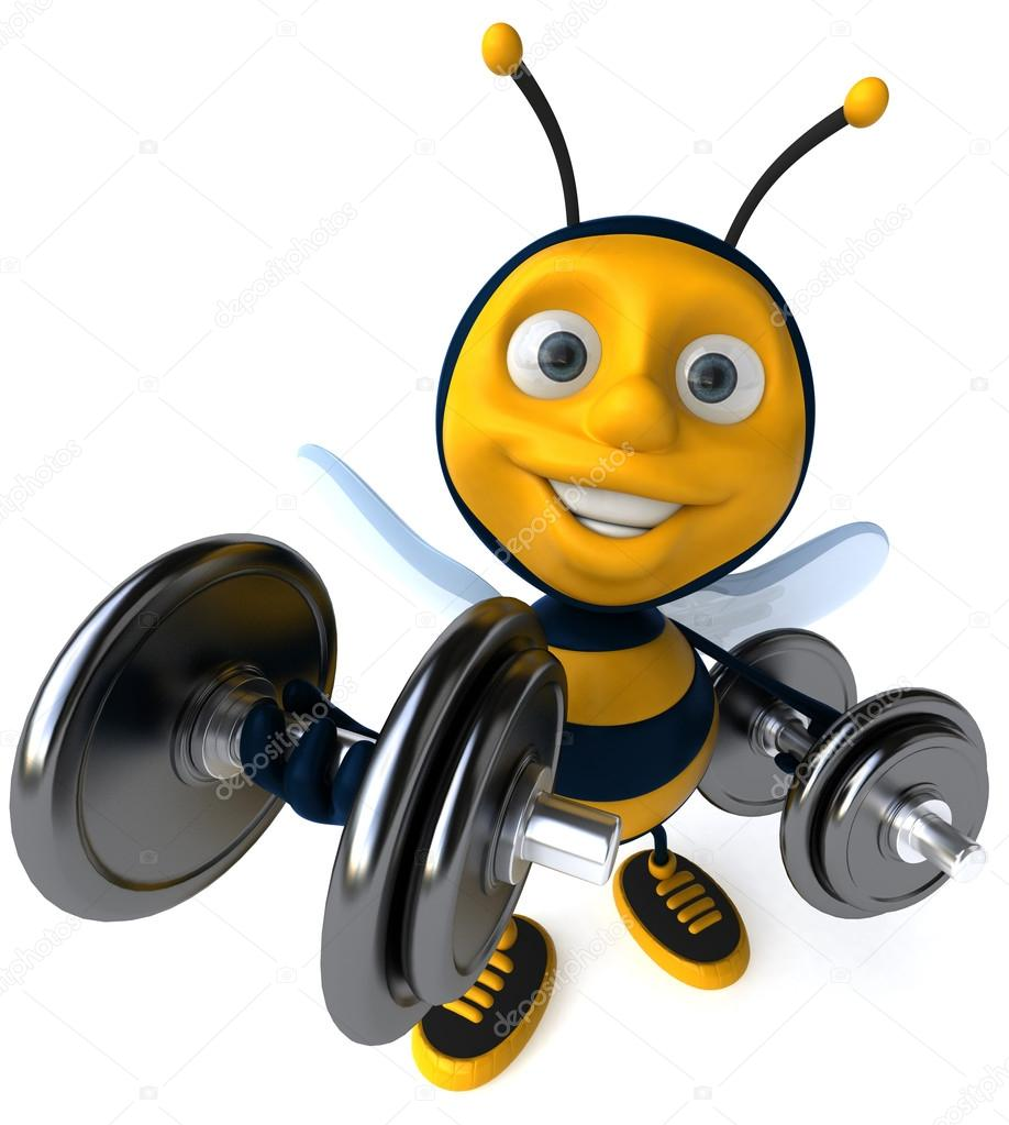 Bee clipart strong Julos bee by Photo ©