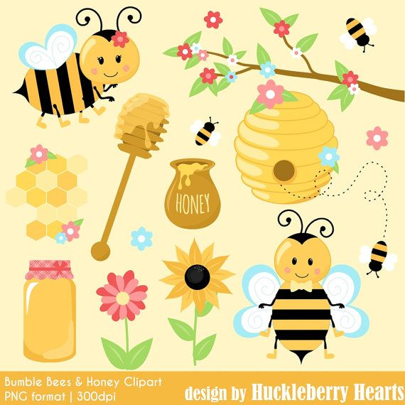 Honey clipart bumble bee Printable Bees Bumble Best Pinterest