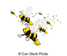 Bugs clipart swarm Stock swarm Illustrations Swarm royalty
