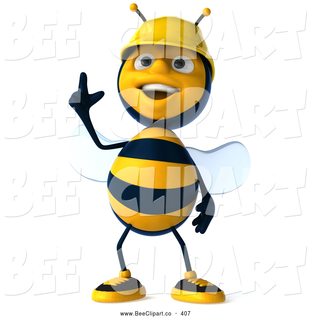 Bees clipart worker bee Up Julos #407 3d a
