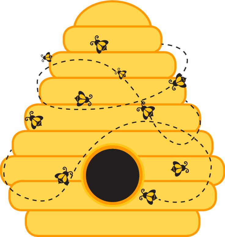 Bee Hive clipart On Best Bees 25+ clipart
