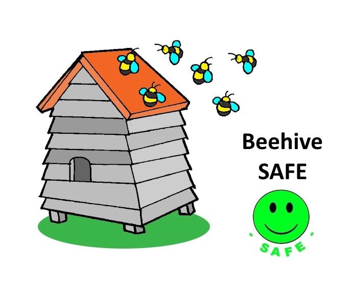 Bee Hive clipart box Home environmentally water used are