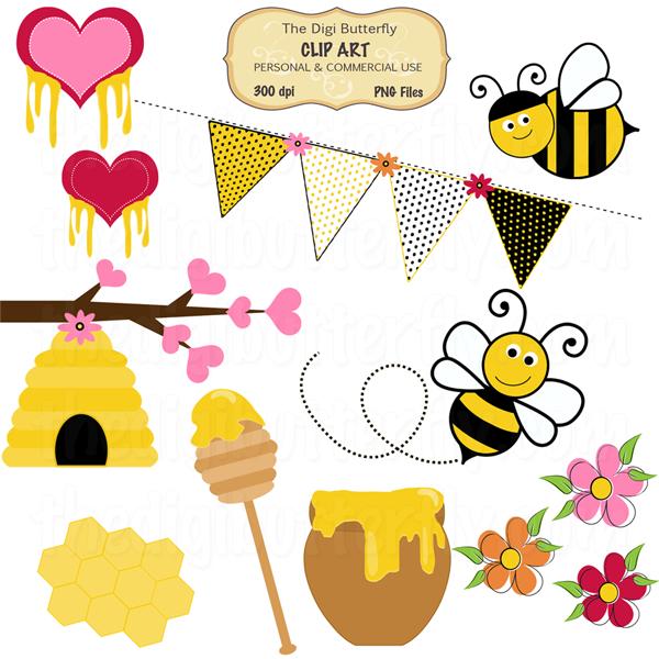 Bee Hive clipart happy bee Clipart Bee Happy (50+) happy