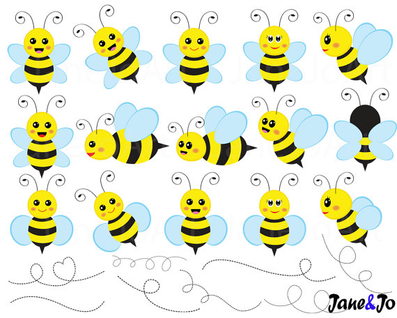 Bee Hive clipart honeycomb  Clipart Bee cliparts Bee