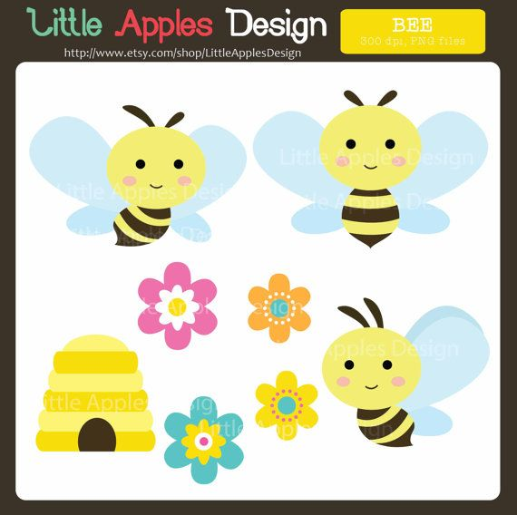 Bee Hive clipart spring Ile Bee Bee Pinterest'teki clipart
