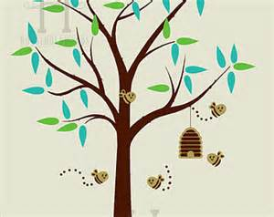 Bee Hive clipart tree clip art Keywords tree Clipground In bees