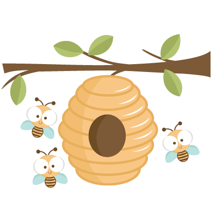 Bee Hive clipart tree drawing Photo#12 Bee tree drawing in