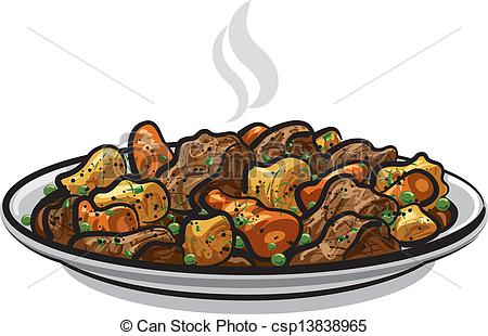 Soup clipart vegetable soup Beef vegetables stew Clip beef