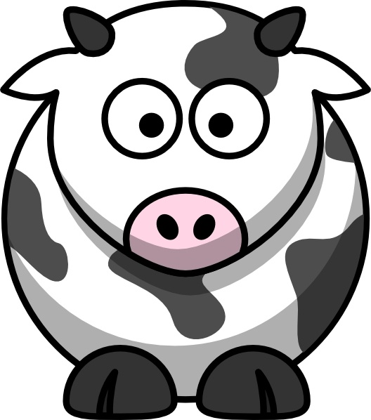 Beef clipart cartoon Open svg  Cartoon Free