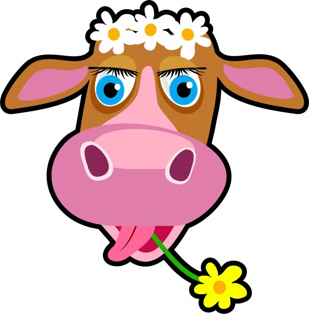 Beef clipart cartoon Panda Clipart Clipart Clipart Cow
