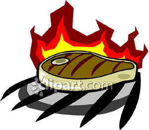Beef clipart cooked meat Clipart cliparts Steak Meat Bbq