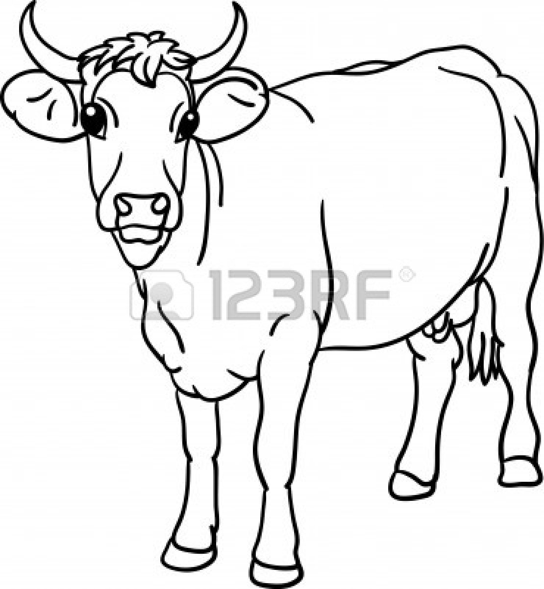 Beef clipart dairy cow Black Clipart White And Dairy