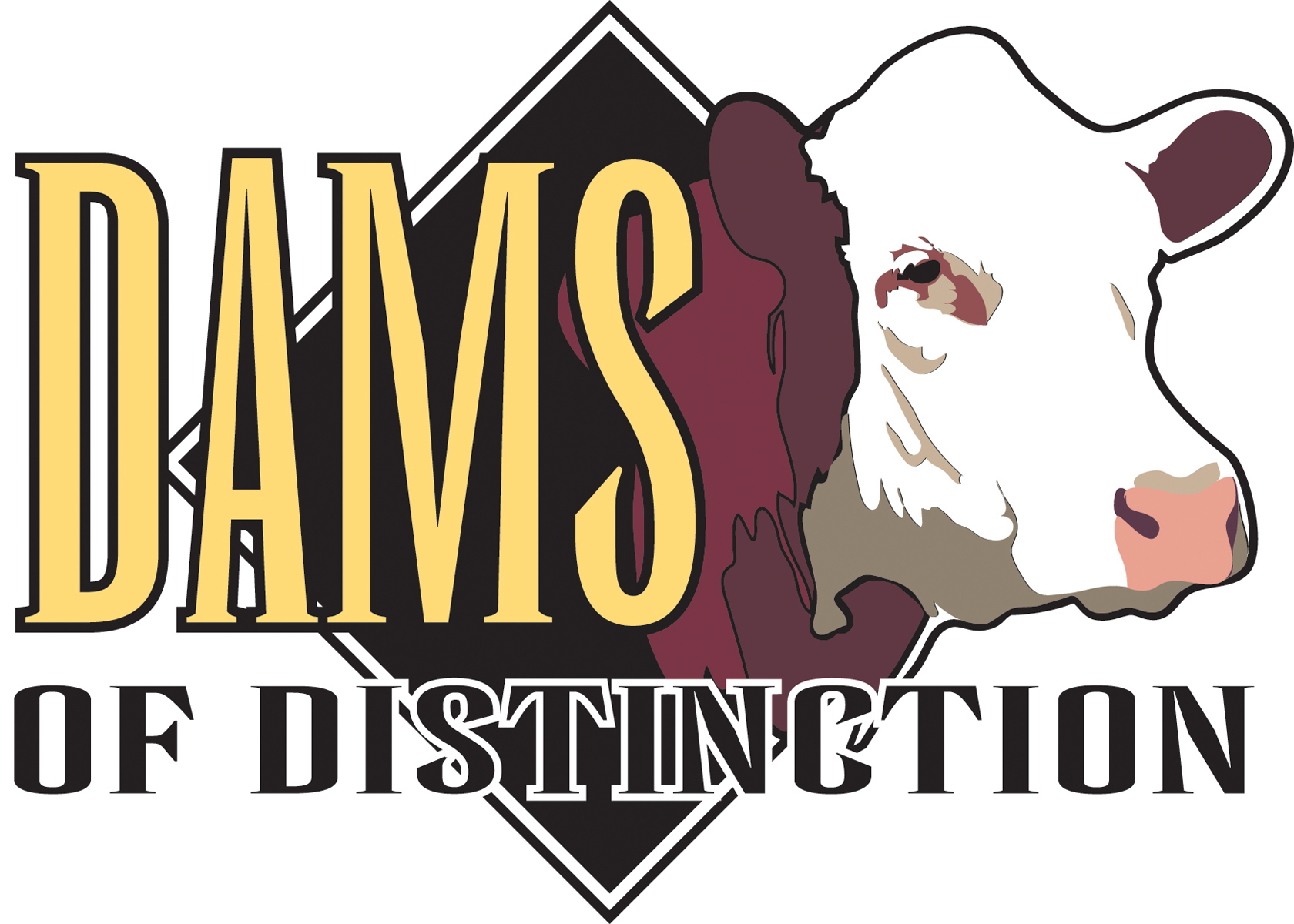 Beef clipart hereford cow Distinction Dams of DamsofDistinction
