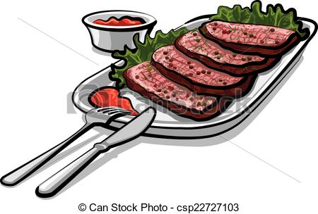 Beef clipart roast beef Graphics clipart collection Clipart Vector