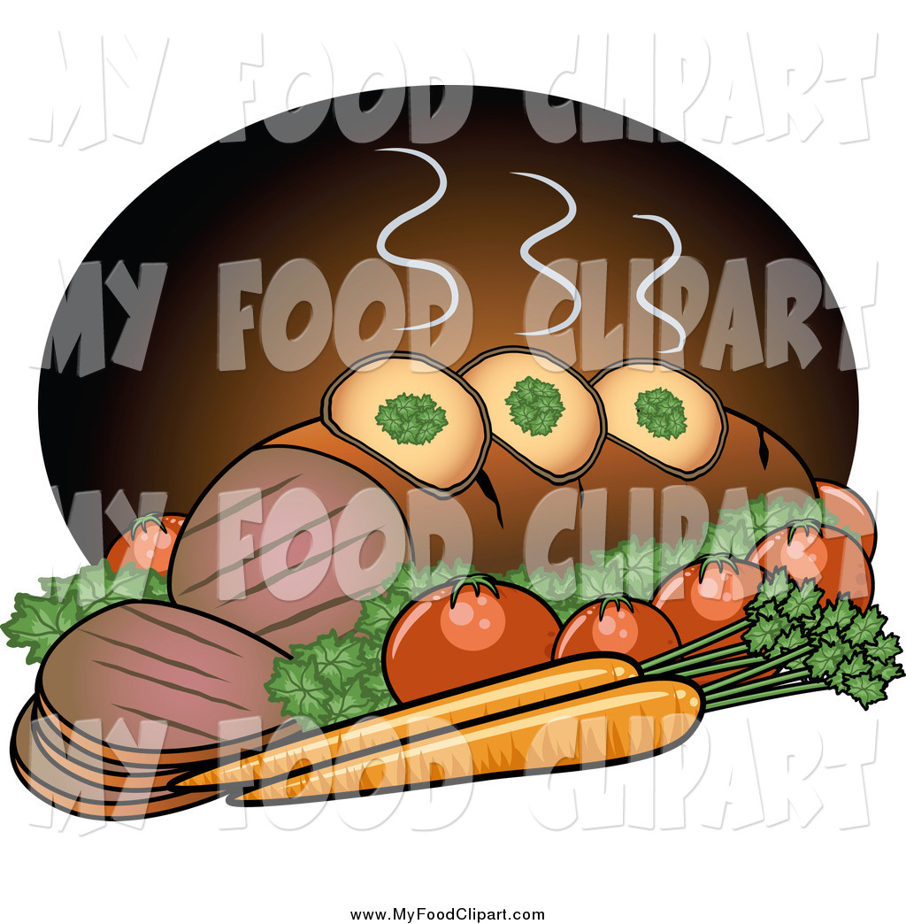 Beef clipart roast beef Art Art Roast Beef Download