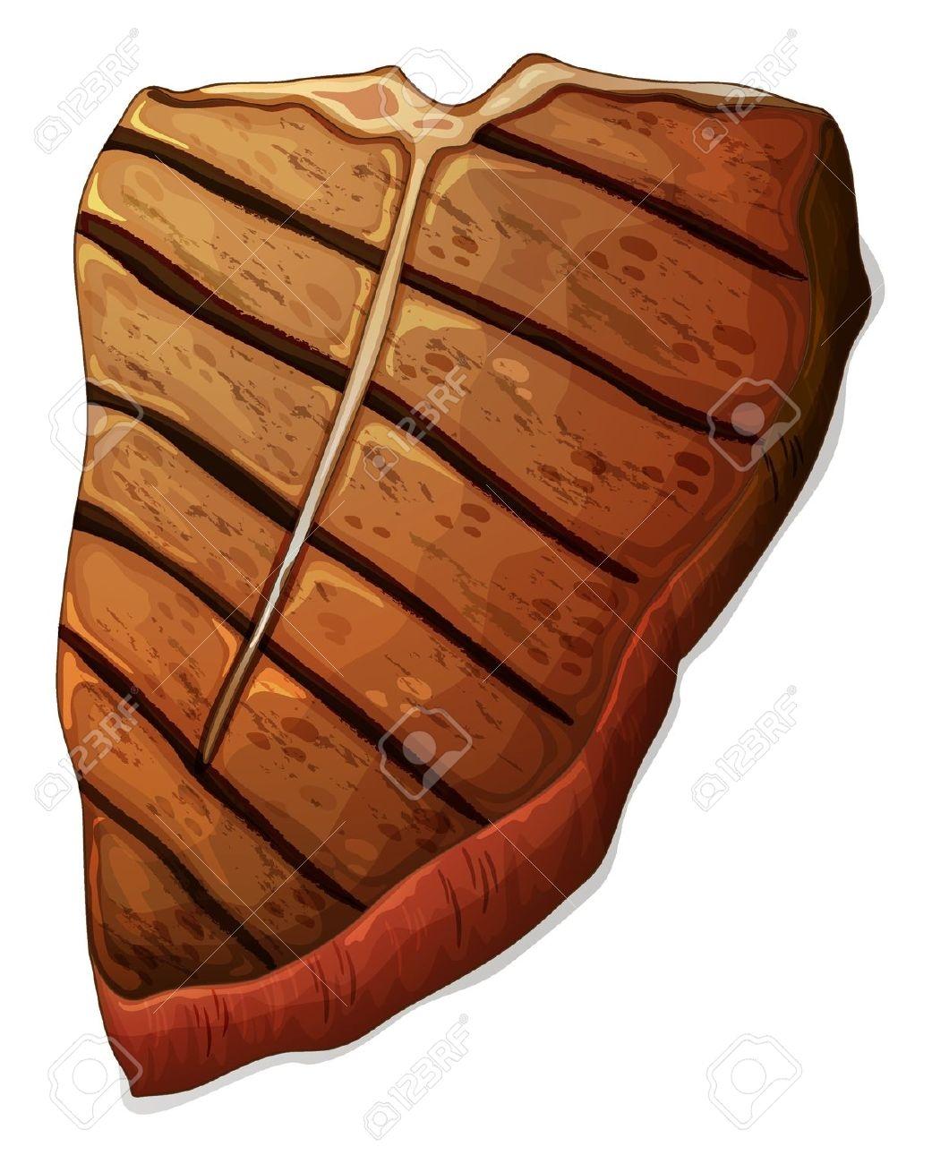 Beef clipart steak Clipart Clip #4848 Steak art