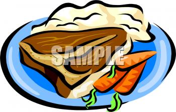 Steak clipart diner food  t a complete image