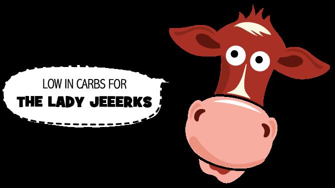 Beef Jerky clipart cracker Premium Beef lady jerks JEEERKS