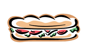 Sandwich clipart deli meat And for Meat Deli a